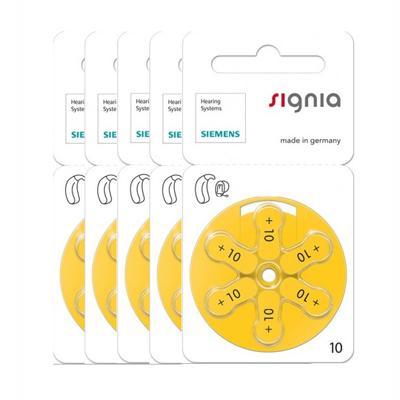 Батарейки Signia 10, для внутриушных слух.аппар в Москве 89104440765 купить 2