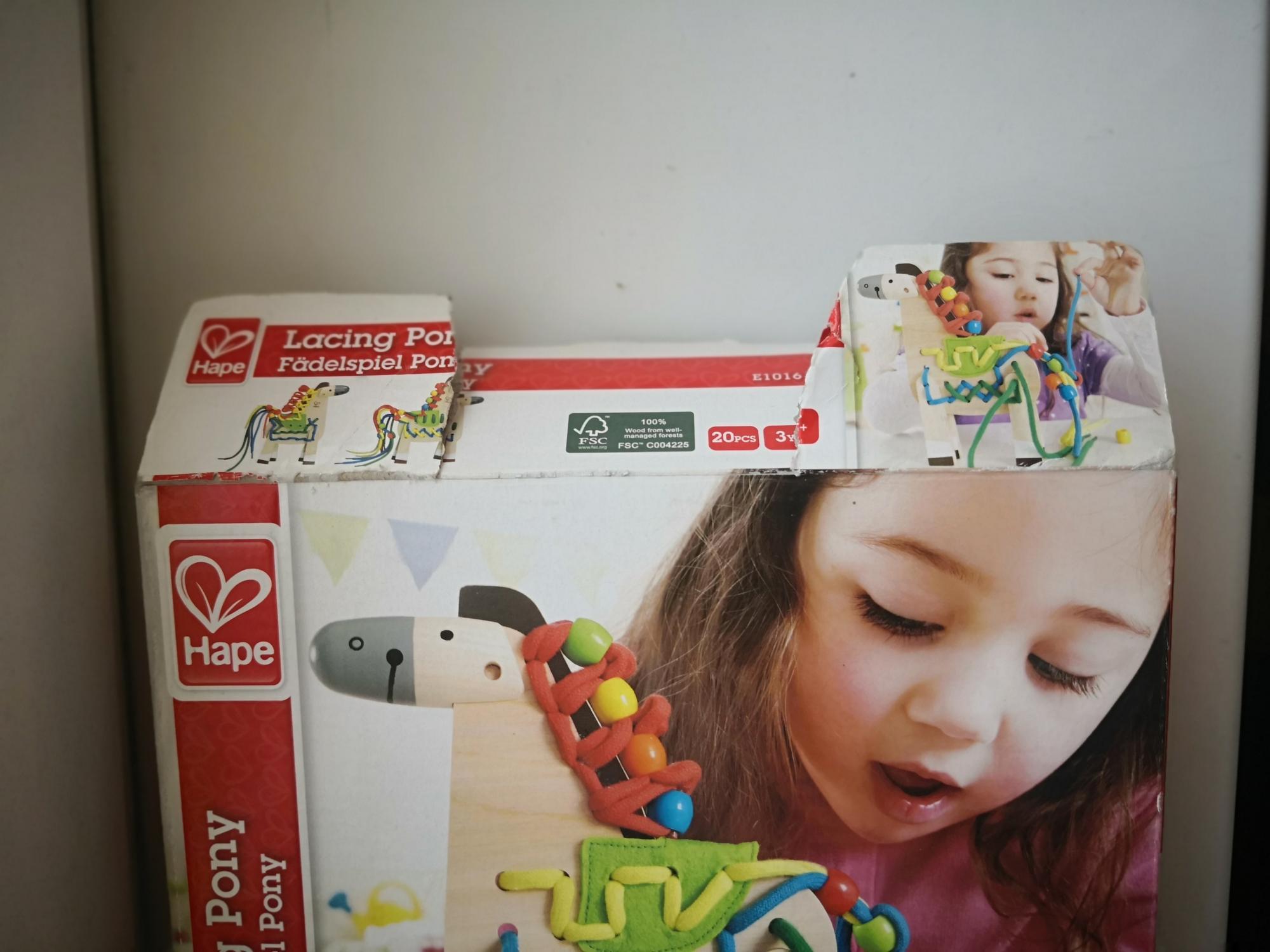 Развивающая деревянная игрушка-шнуровка в Москве 89651436560 купить 5