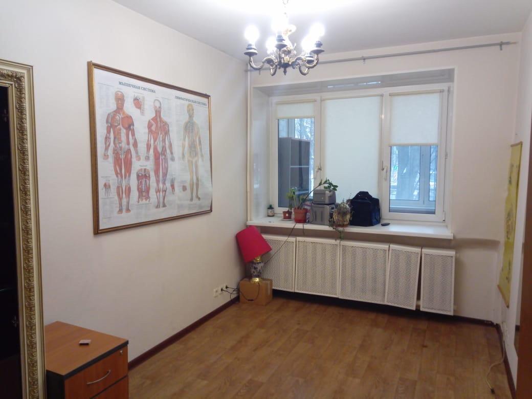 Квартира, 3 комнаты, 45 м² в Москве 89057749718 купить 4
