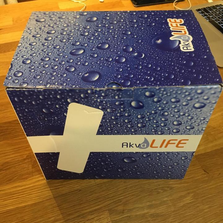 Ионизатор воды Akvalife (без бумажных фильтров) в Москве 89175989309 купить 3