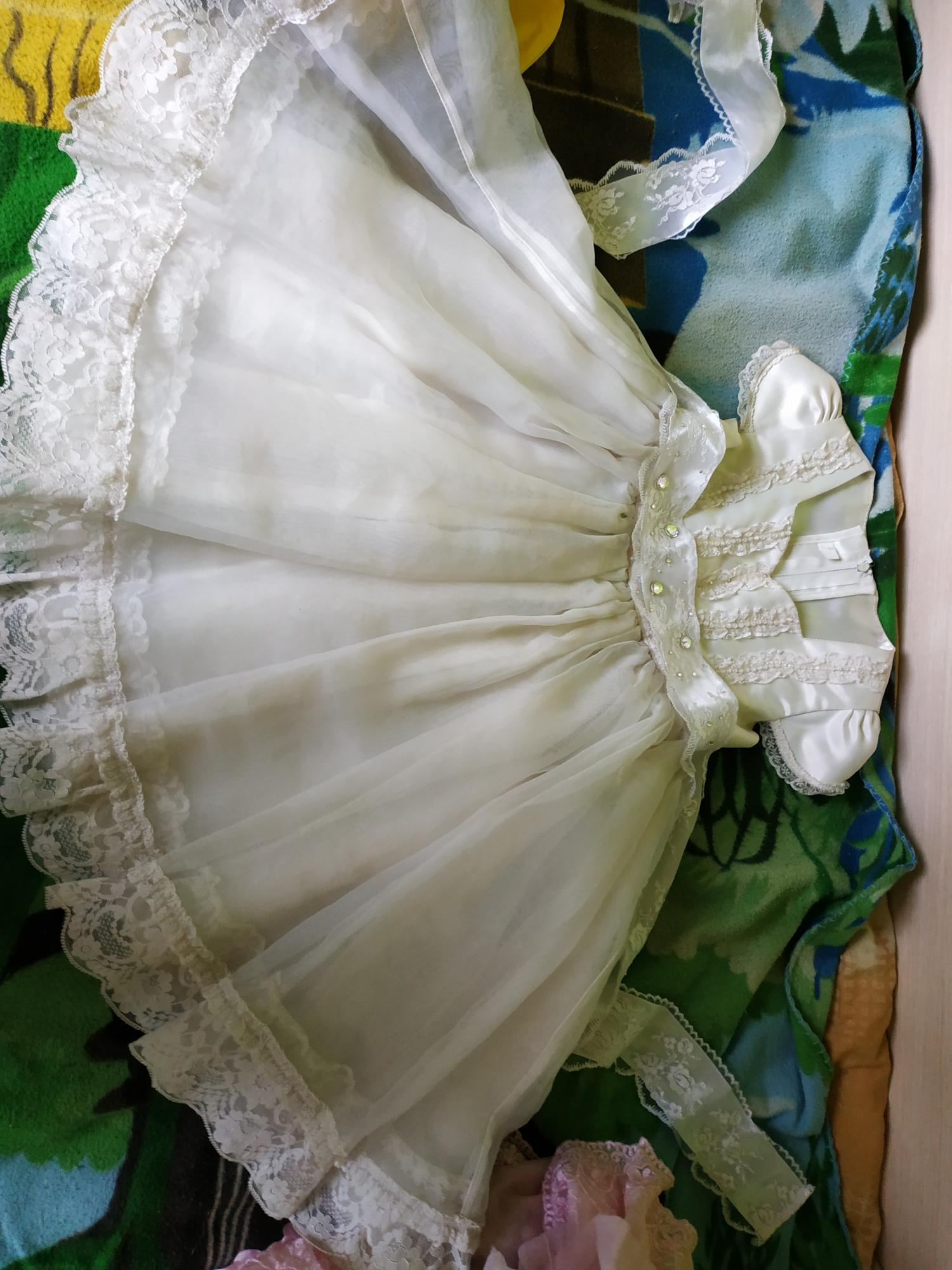 Платья праздничные на девочку в Воздвиженке 89244353967 купить 1