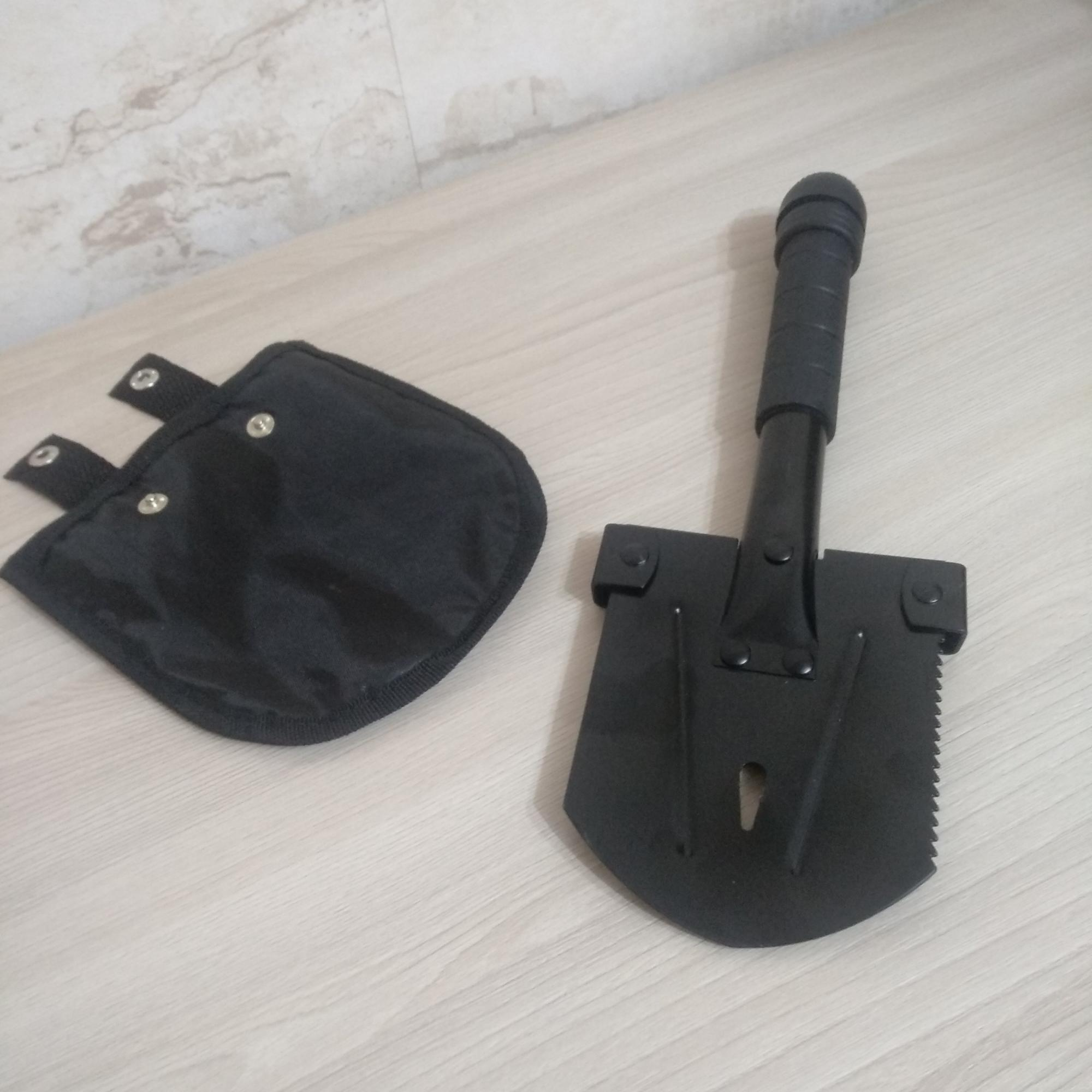 Саперная лопатка новая с компасом в Домодедово 89017554106 купить 1