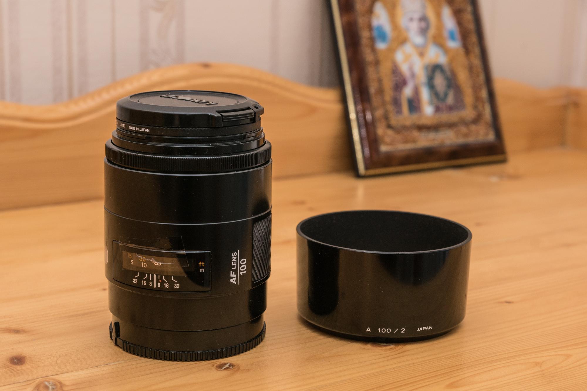 Minolta 100/2 Sony A портретник-шедевратор в Москве 89022832552 купить 1