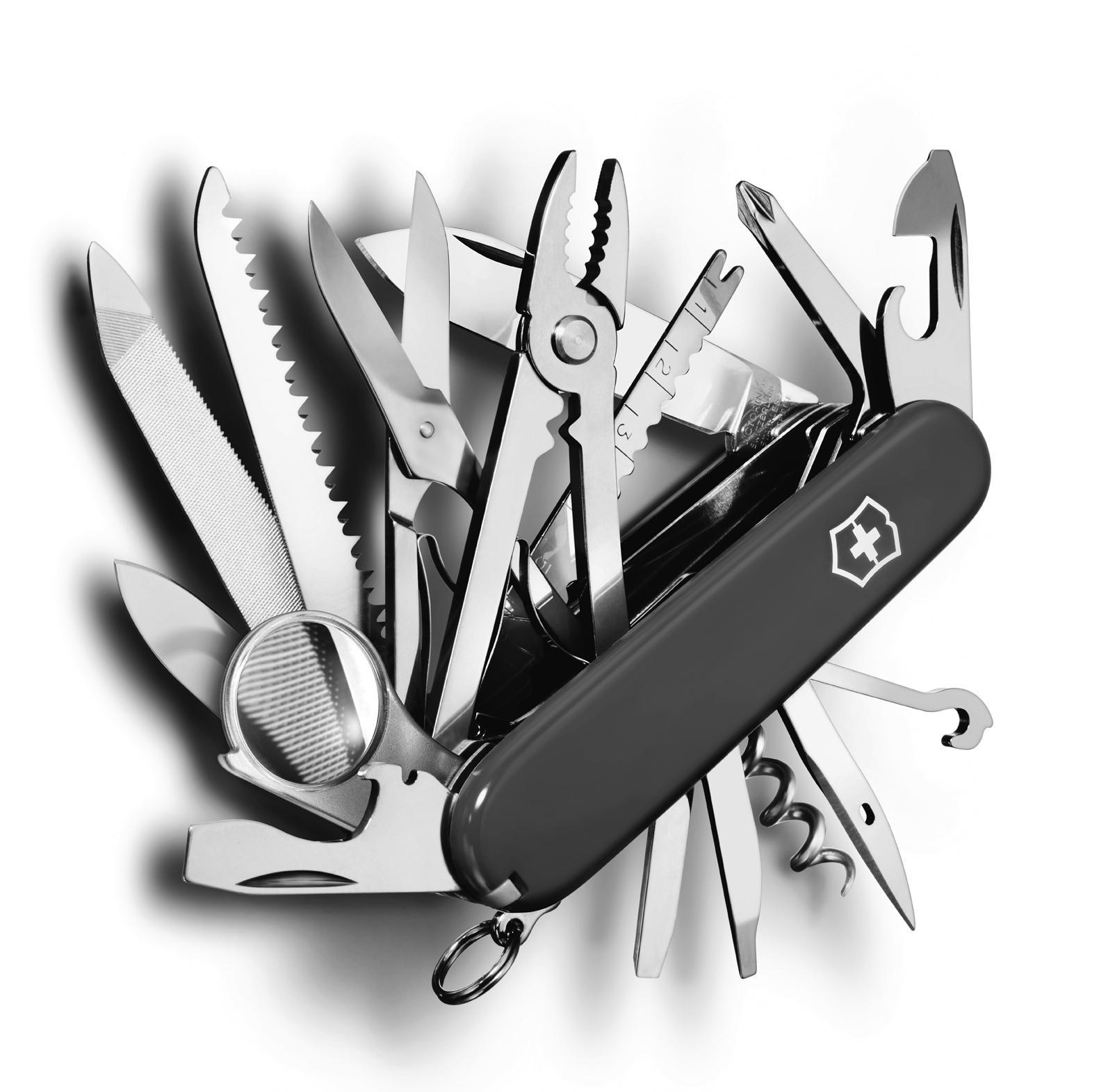 Нож Victorinox SwissChamp 1.6795.3 в Москве 89684452232 купить 1