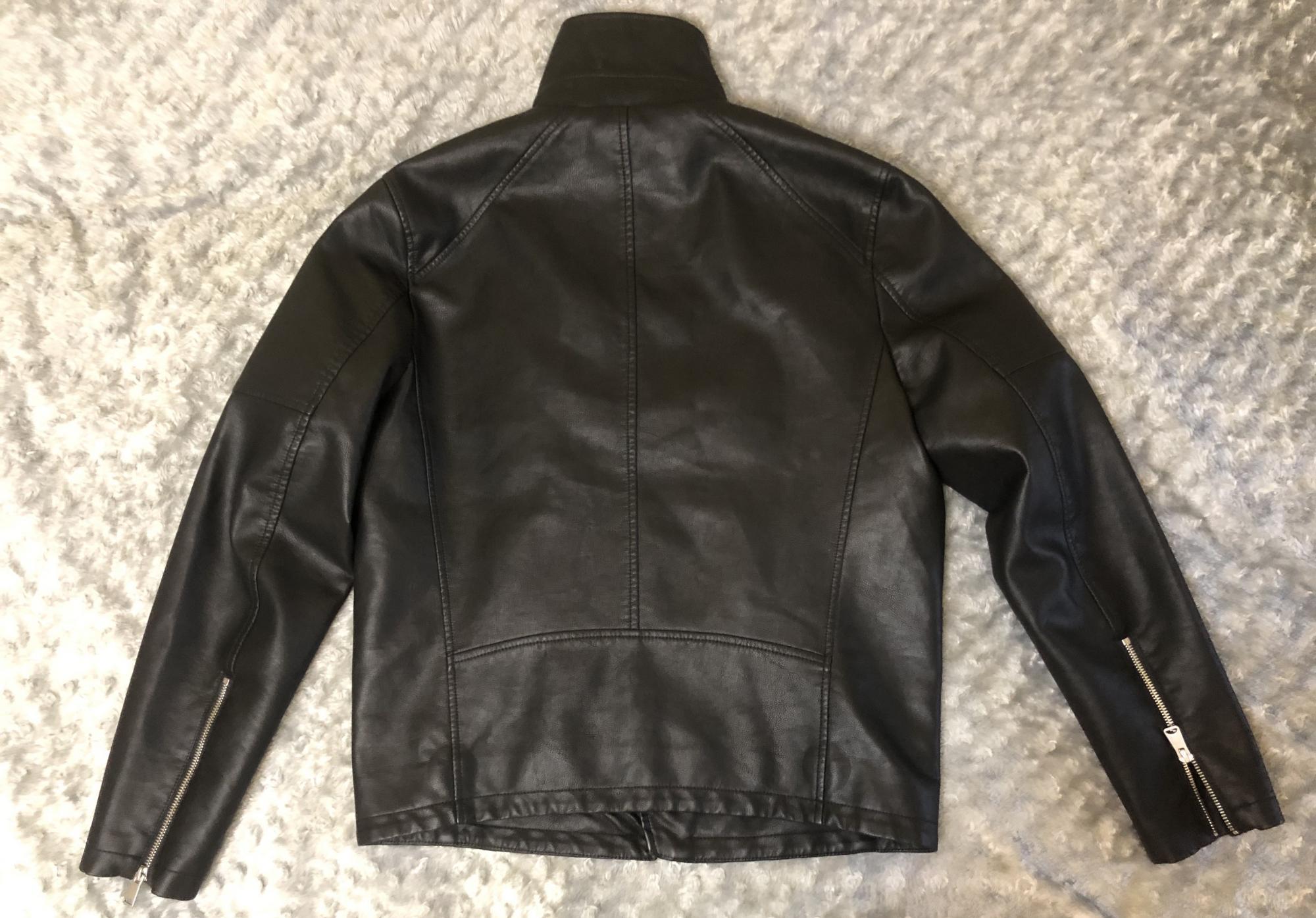 Мужская черная куртка O'stin в Москве 89256096656 купить 6