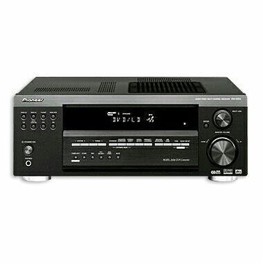 Ресивер Pioneer vsx-D514-k в Москве купить 1