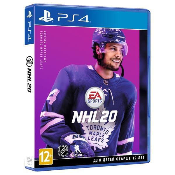 NHL 20 PS4 в Красногорске 89035822534 купить 1