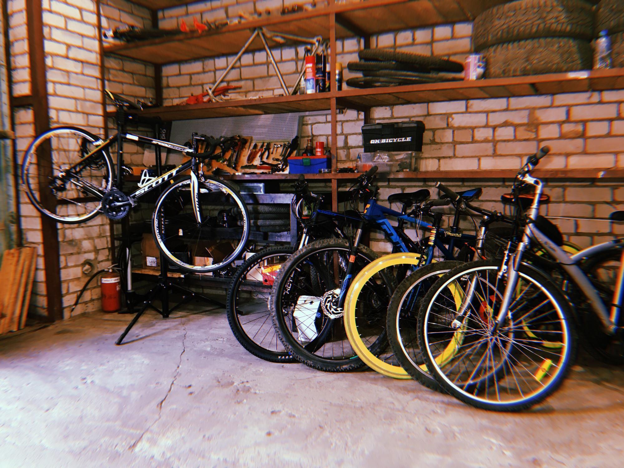 Ремонт велосипедов в Краснознаменске 89175947316 купить 2