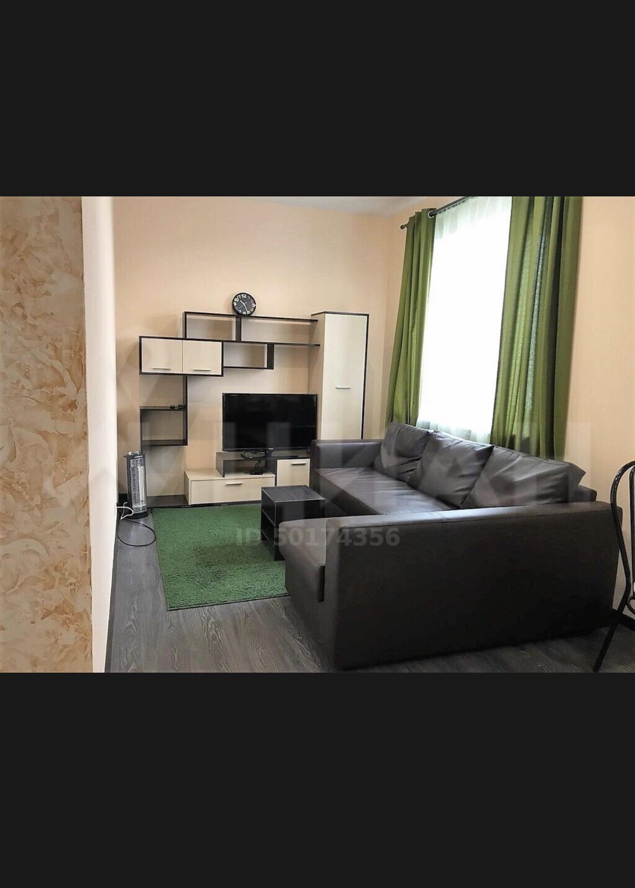 Apartment, 1 room, 33 m2 89684189369 buy 1