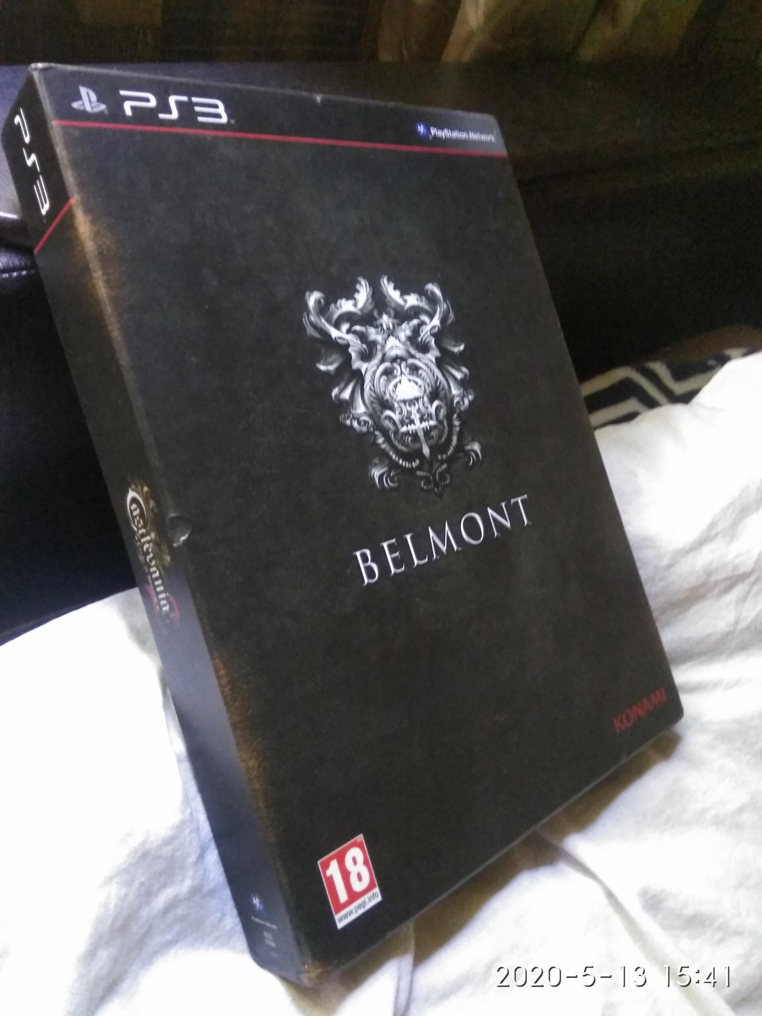 Castlevania Lord of Shadow 2 Limited Edition Belmo в Москве 89067989906 купить 2