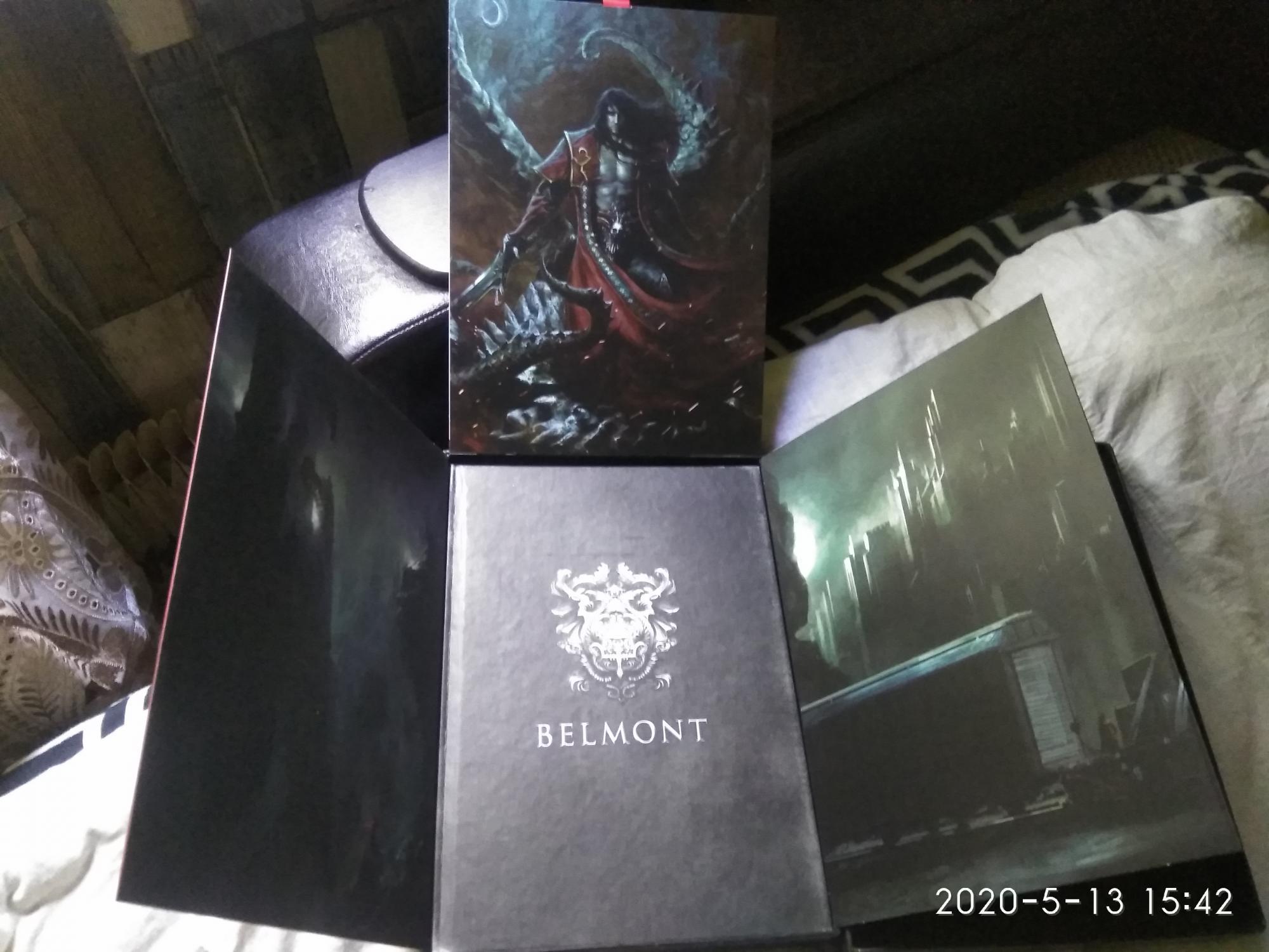 Castlevania Lord of Shadow 2 Limited Edition Belmo в Москве 89067989906 купить 4