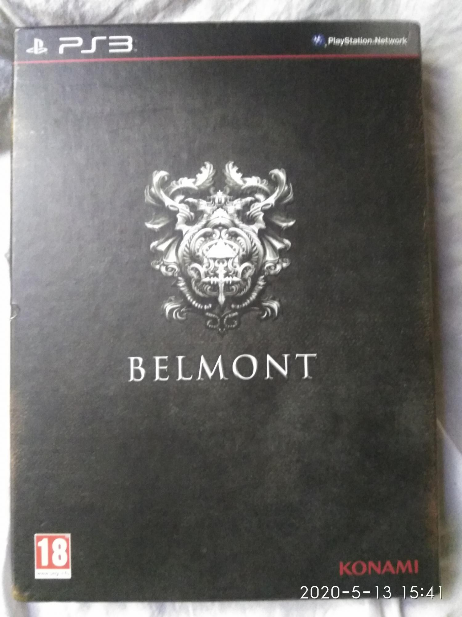 Castlevania Lord of Shadow 2 Limited Edition Belmo в Москве 89067989906 купить 1