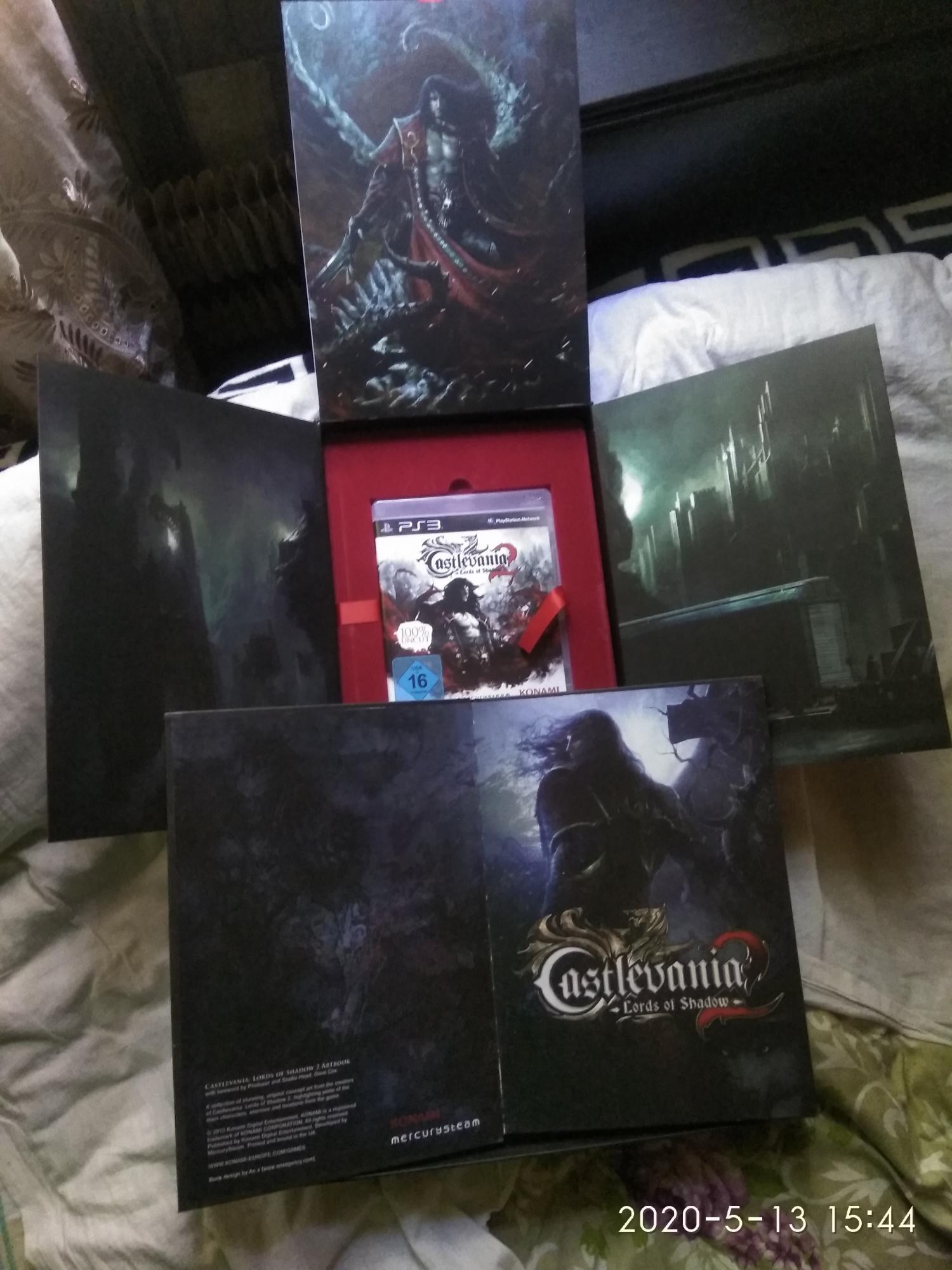 Castlevania Lord of Shadow 2 Limited Edition Belmo в Москве 89067989906 купить 6
