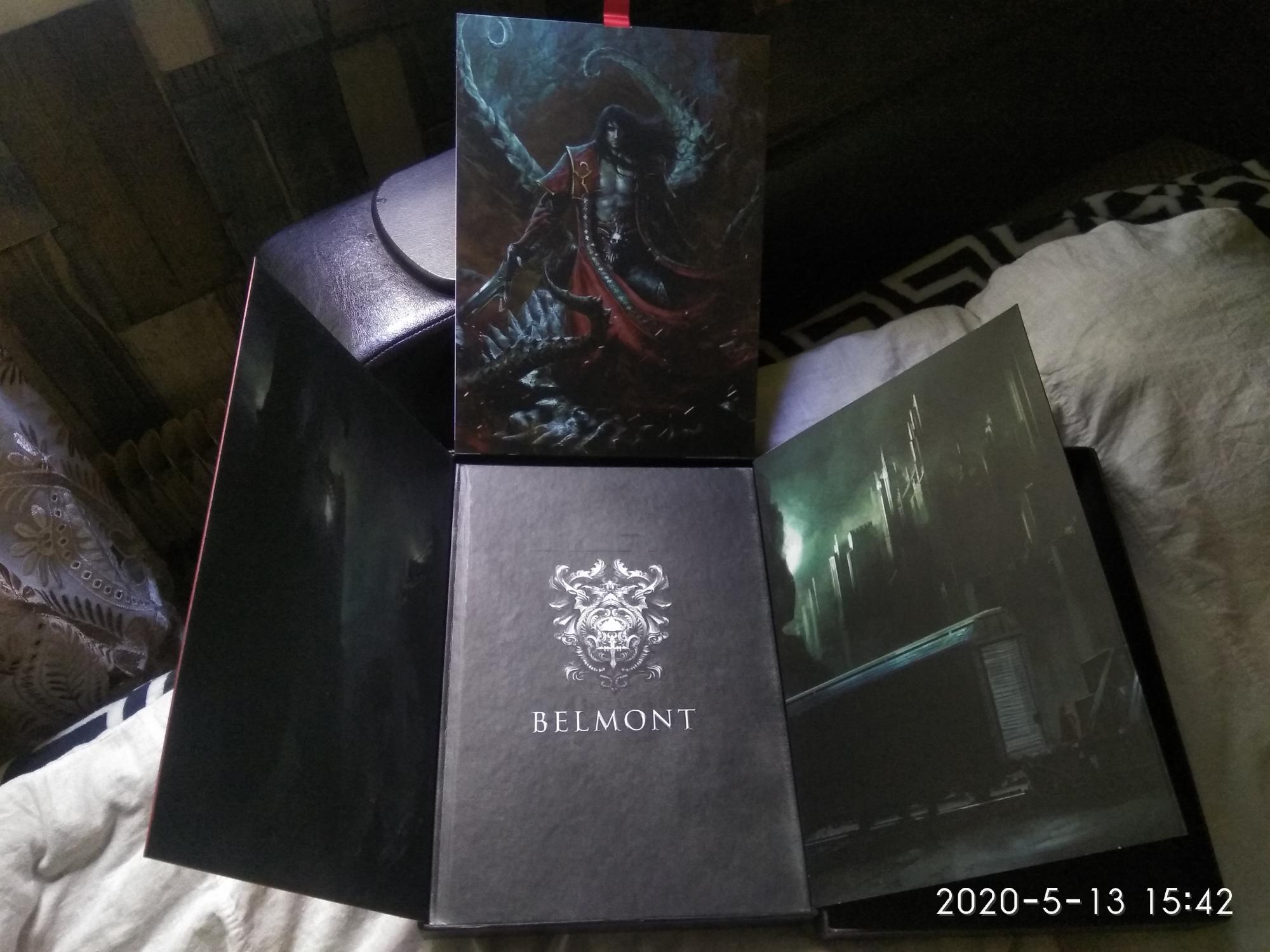 Castlevania Lord of Shadow 2 Limited Edition Belmo в Москве 89067989906 купить 5