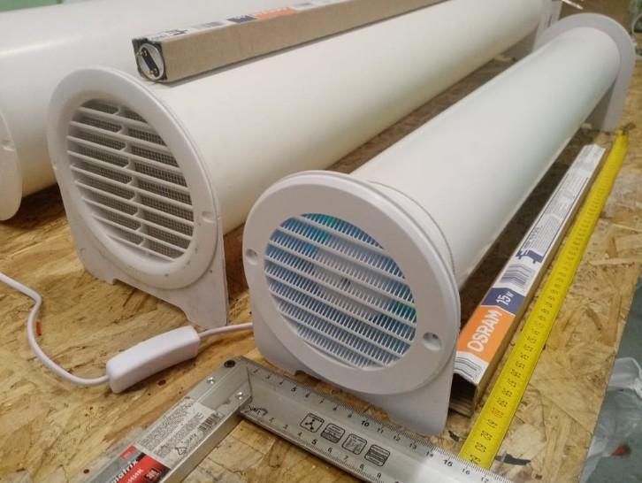 Бактерицидный рециркулятор воздуха в Москве купить 8