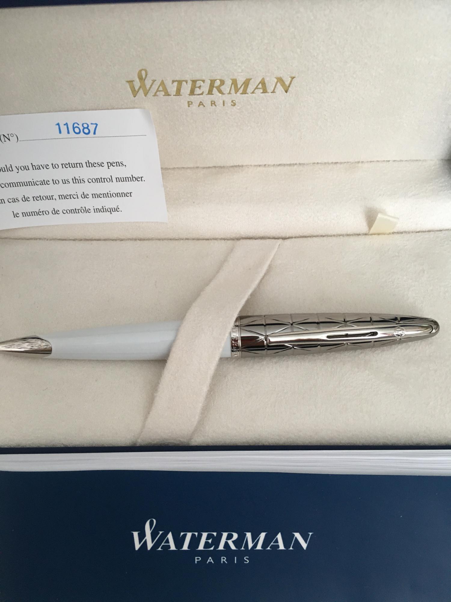 Ручка Waterman Paris в Москве купить 2