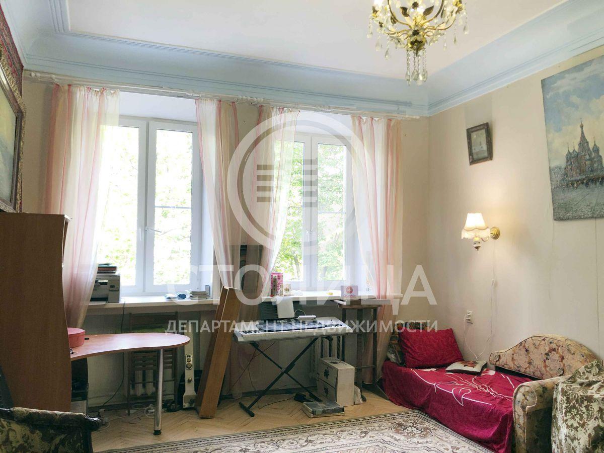 Квартира, 3 комнаты, 90 м² в Москве