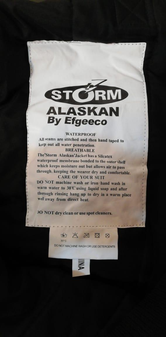 Костюм зимний Storm Alaskan by Efgeeco XXXXL в Москве 89263358081 купить 3