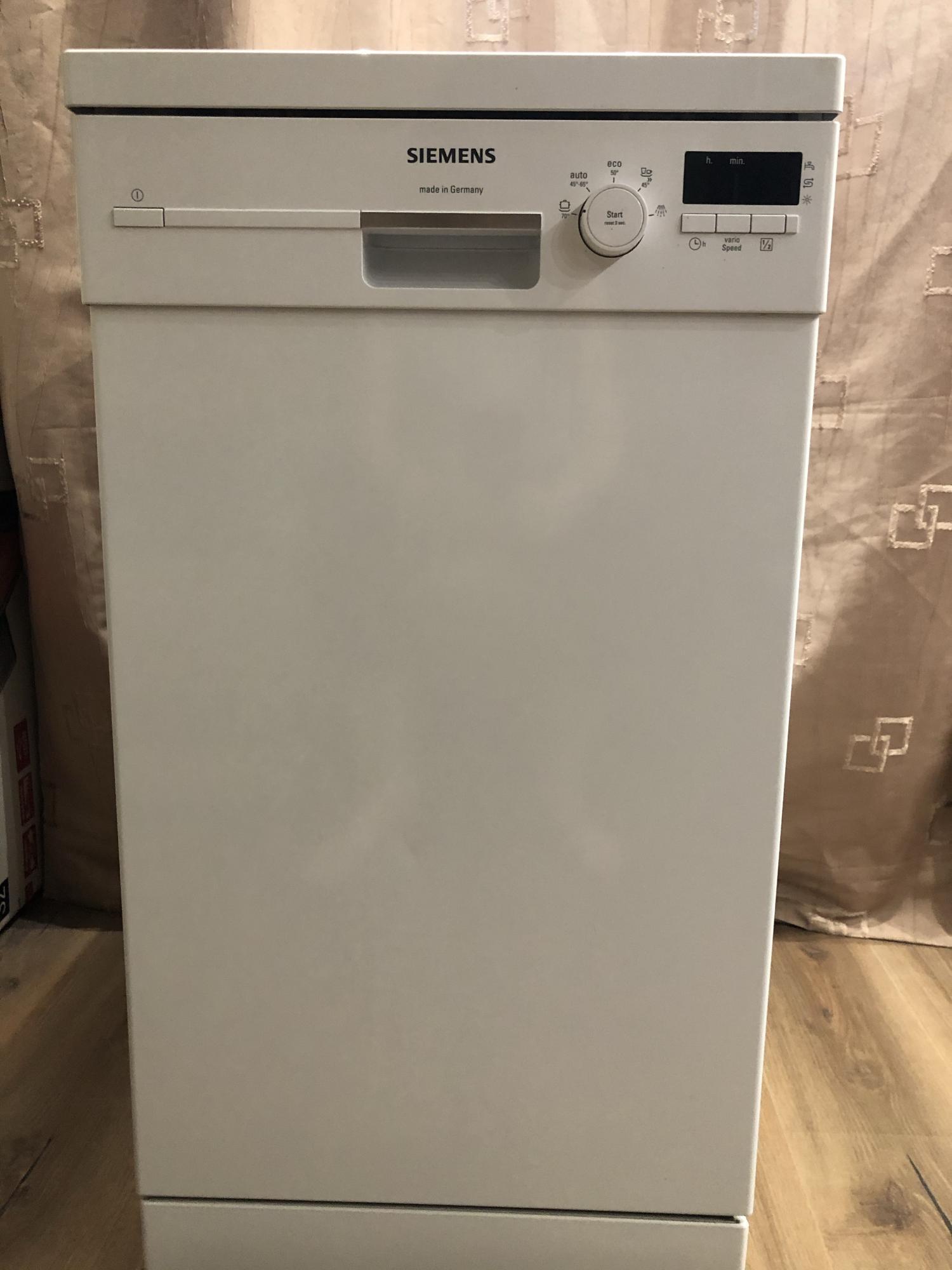 Посудомоечная машина Siemens в Москве 89859558775 купить 1