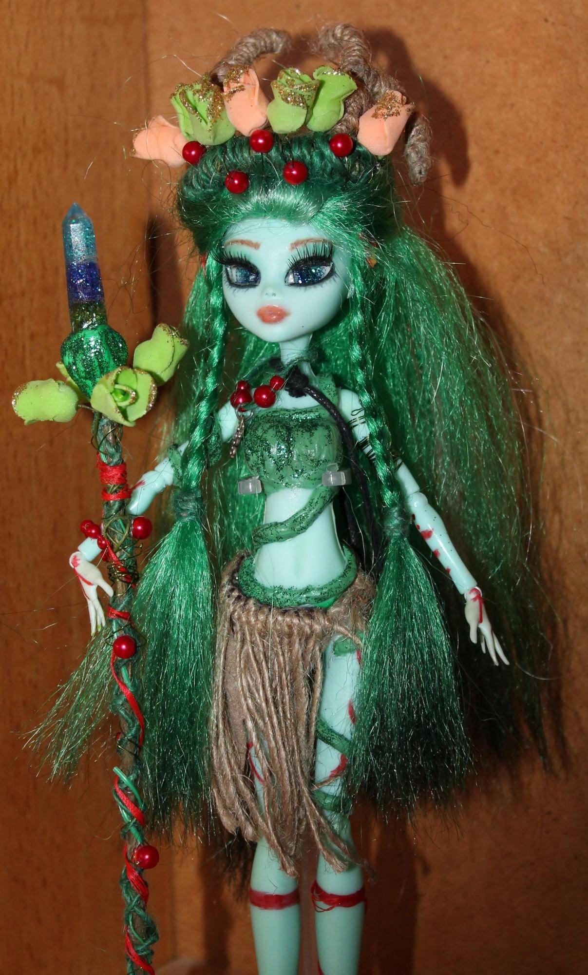 Кукла Monster High OOAK в Москве