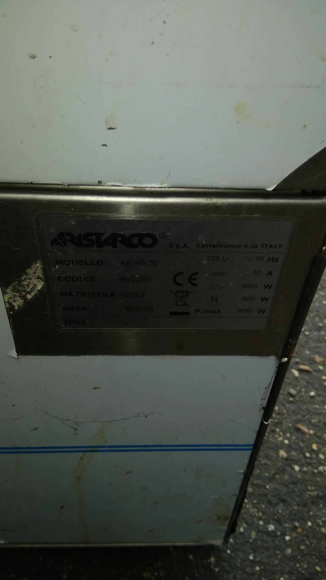 Посудомоечная машина aristarco ae 45.30 89175767887 купить 2