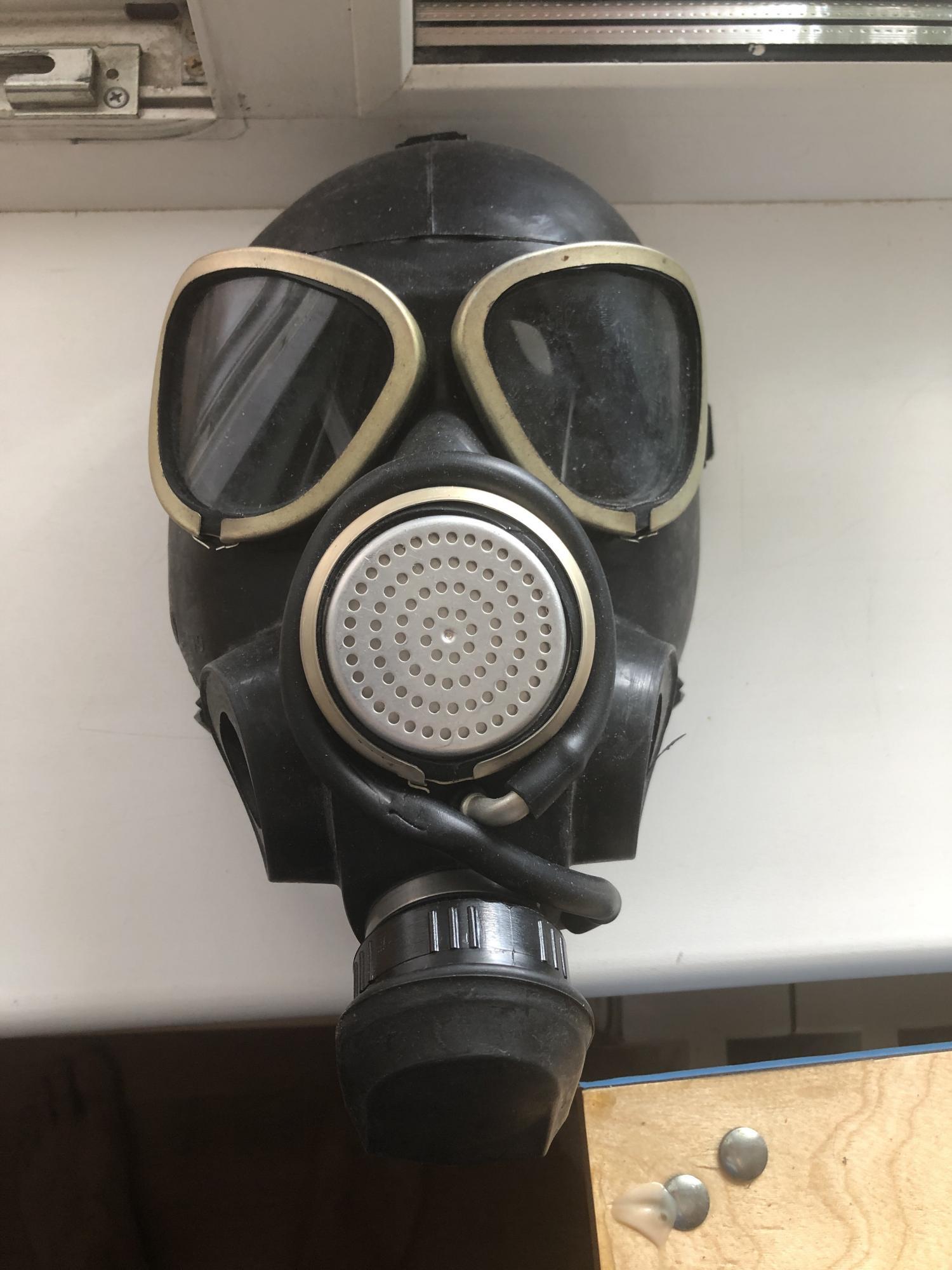Противогаз ГП-7 в Зеленограде 89262030197 купить 1