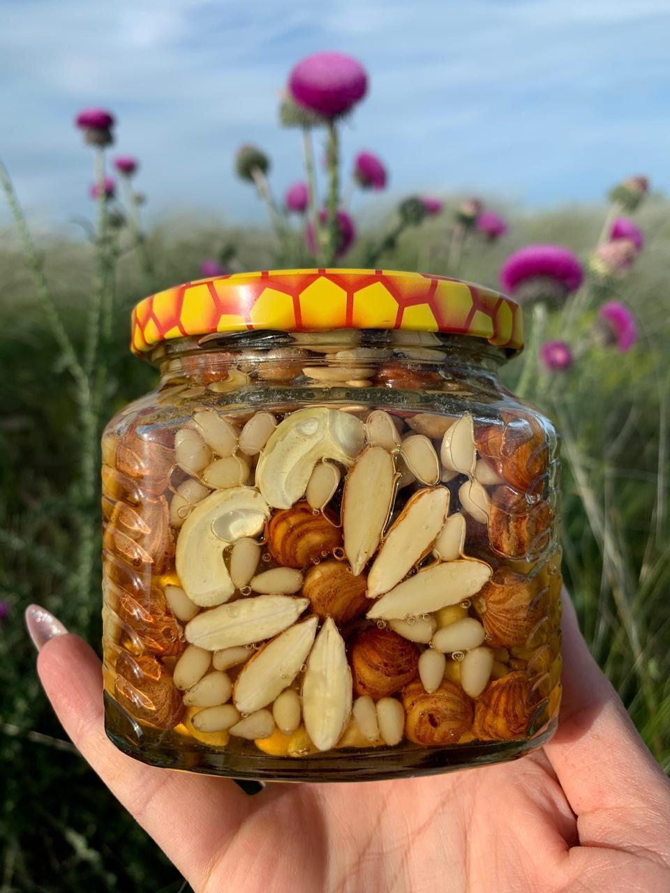 Орехи в натуральном меду в Мытищах купить 1