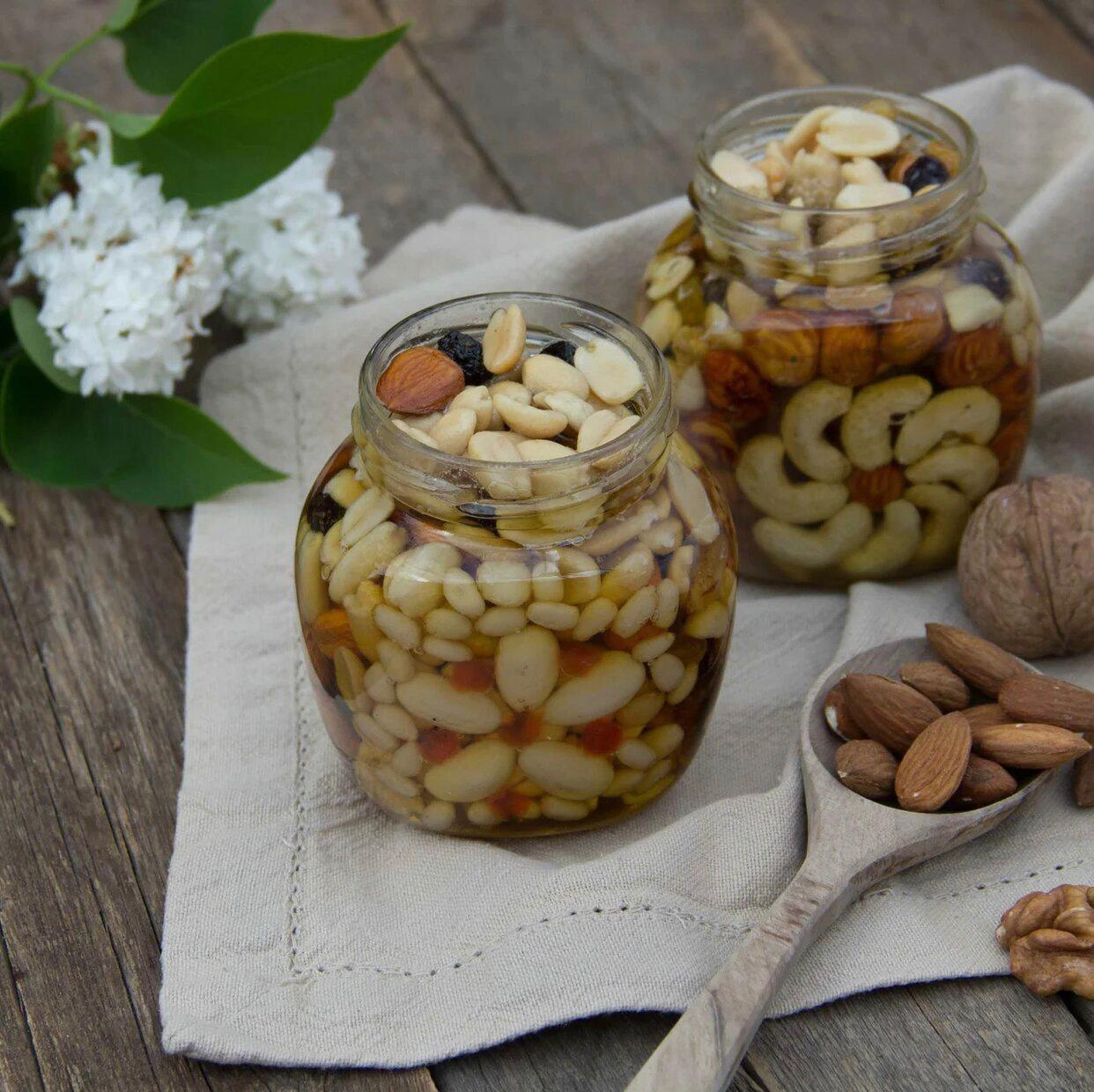 Орехи в натуральном меду в Мытищах купить 4