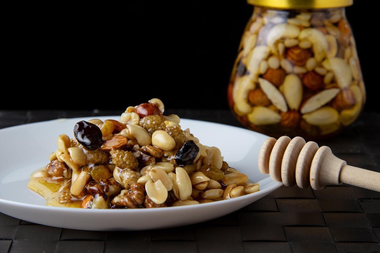 Орехи в натуральном меду в Мытищах купить 5