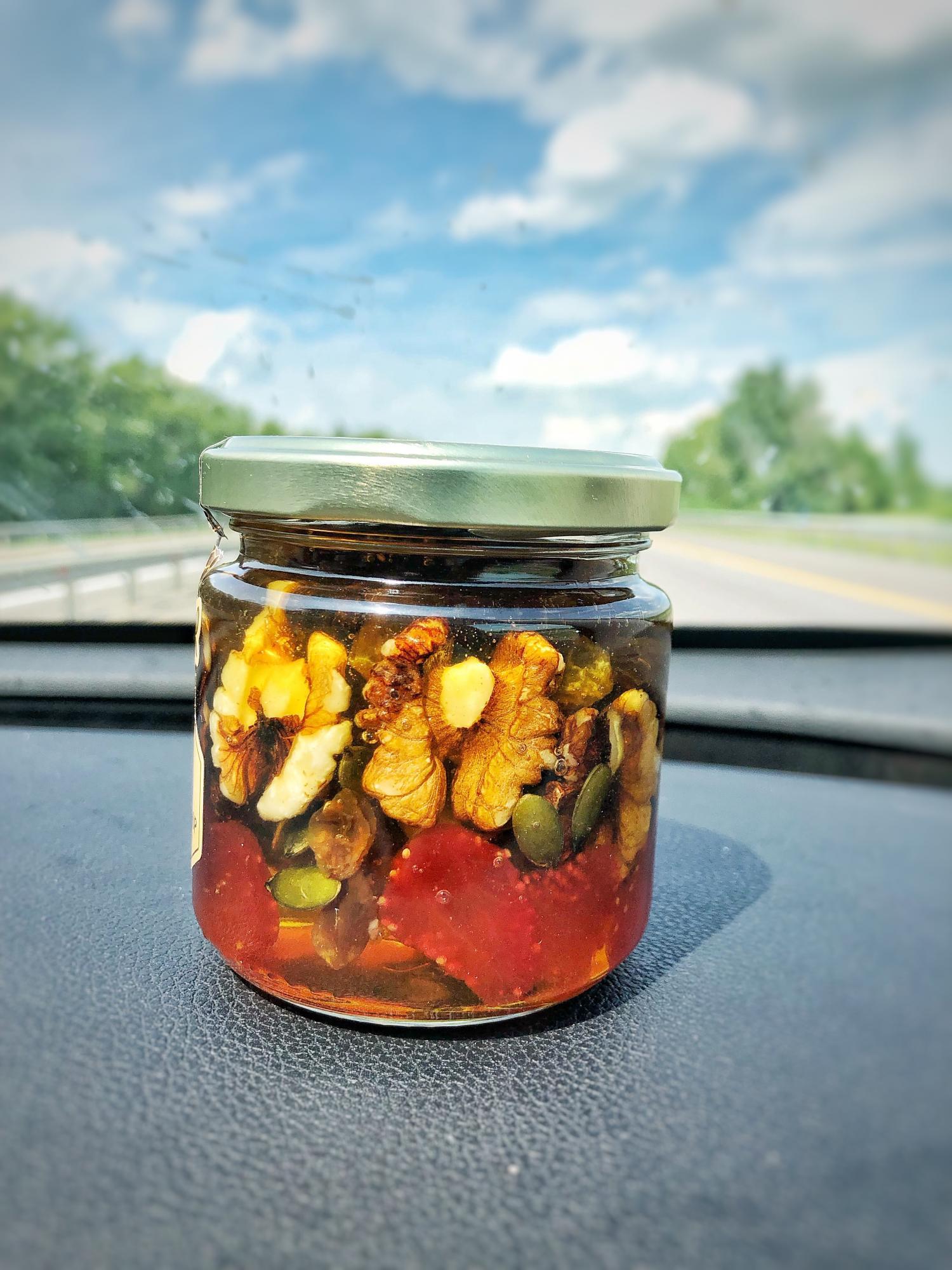 Орехи в натуральном меду в Мытищах купить 3