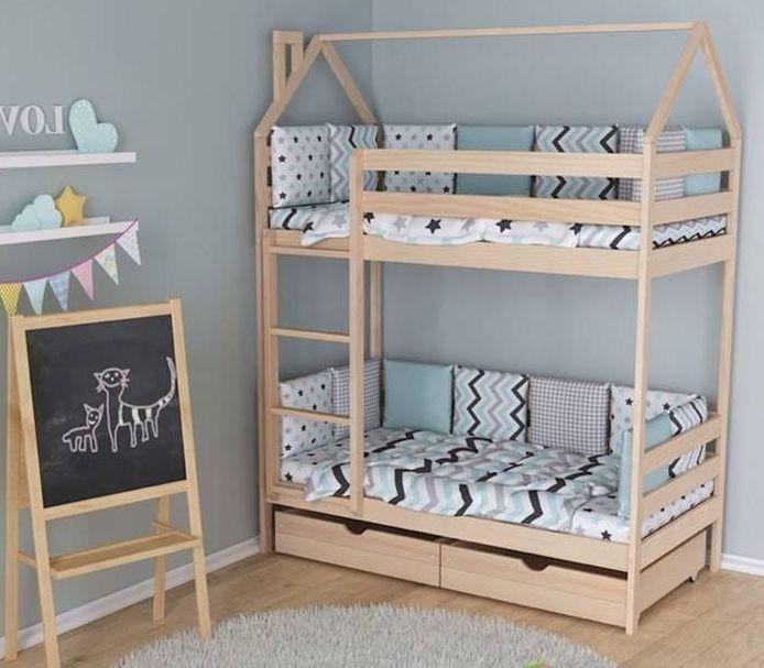 Детская кровать в Щелково