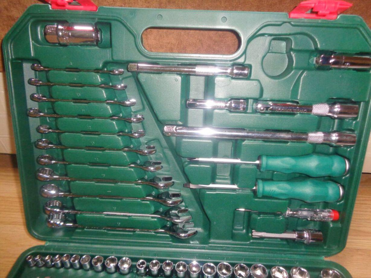 автомобильный набор инструментов новый в Москве 89034621985 купить 1